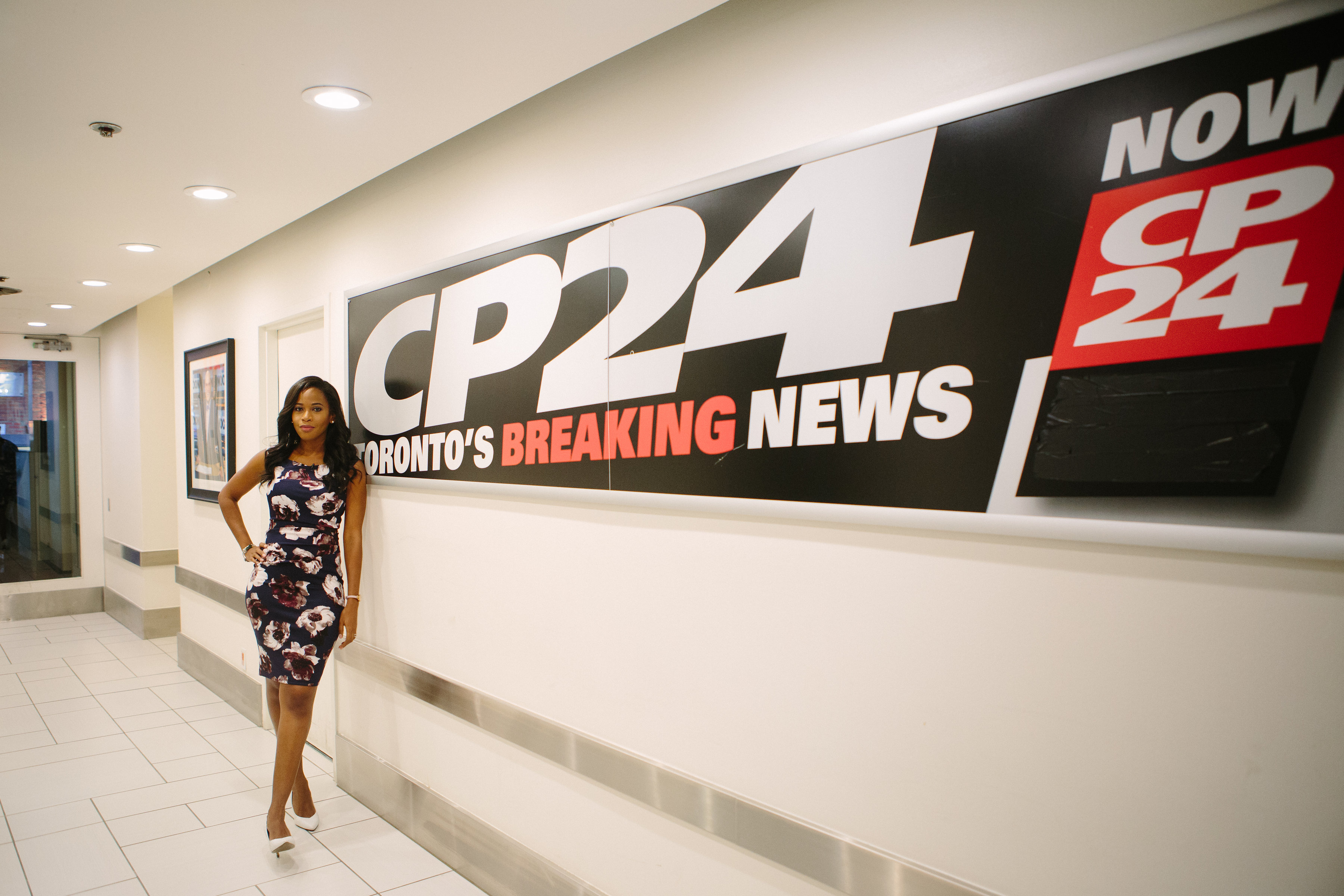 Inside My Last Day At CP24 News - nnekaelliott